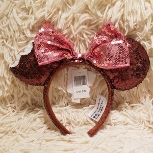 Disney's Minnie Mouse Ice Cream Bar Ears/ Headband
